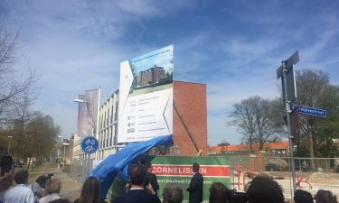 Start bouw woonzorgcomplex te Tilburg