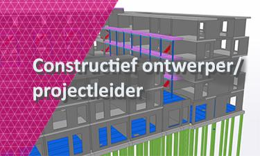 constructief ontwerper / projectleider