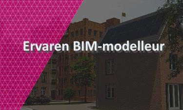 Ervaren bouwkundig BIM-modelleur