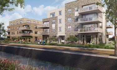 Nieuwbouw Stadspaleizen te Almere