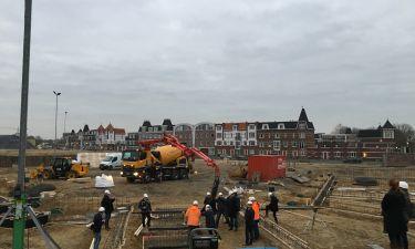 Start bouw Koningsdaal te Nijmegen